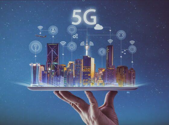 5g network wireless systems1 560x416 - Do të vijë rrjeti 5G. Po për çfarë shërben?