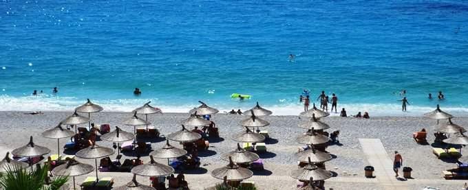 6 81 - Pushimet verore në Shqipëri, 10 vendet më tërheqëse