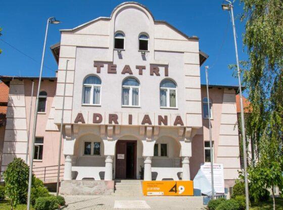 Teatri Adriana 1024x5761 1 560x416 - Pandemia privon Ferizajn nga kryengjarja kulturore