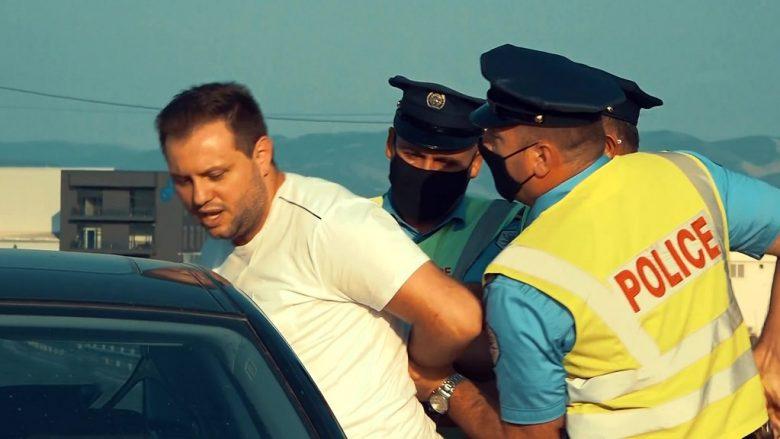 """4F7EE8A8 49F7 459B 9F64 EC7E17ED8DE5 780x439.jpeg - Si pjesë e 'shout', arrestohet prezantuesi i emisionit """"Kojshia Show"""" – pasi tentoi t'ua bëjë kamerën e fshehtë policisë"""