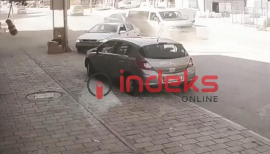 WP 2 - Aksident në Ferizaj, të përfshira pesë vetura (VIDEO)