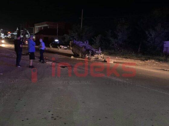 WP 24 560x416 - Aksident i rëndë në Ferizaj, disa persona të lënduar (FOTO)