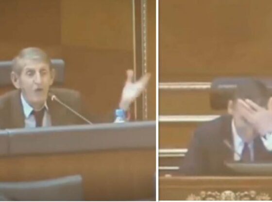 WP 34 560x416 - Batuta e Adem Mikullovcit në Kuvend që bëri të qeshnin të gjithë deputetët