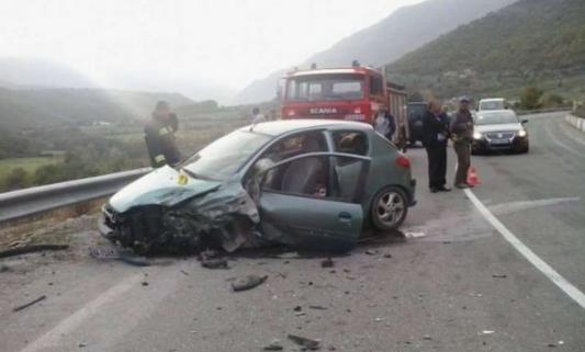 WP 9 - Detaje rreth aksidentit në Rrugën e Kombit