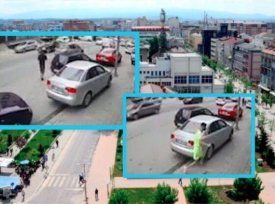 inbound8870329934289976032 560x416 - Vidhet një veturë në Ferizaj në pikë të ditës. Hajni hip në veturë si të ishte e vetja