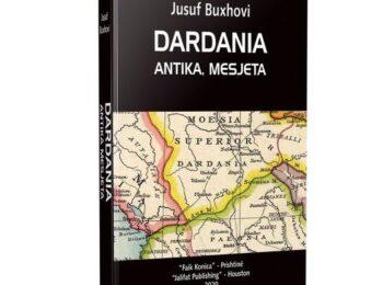 """120708427 3594226607275455 5008610920463911718 o 526x420 1 350x260 - Nesër në Ferizaj promovohet """"Dardania – Antika, Mesjeta"""""""