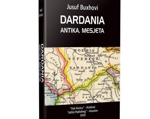 """120708427 3594226607275455 5008610920463911718 o 526x420 1 526x416 - Nesër në Ferizaj promovohet """"Dardania – Antika, Mesjeta"""""""