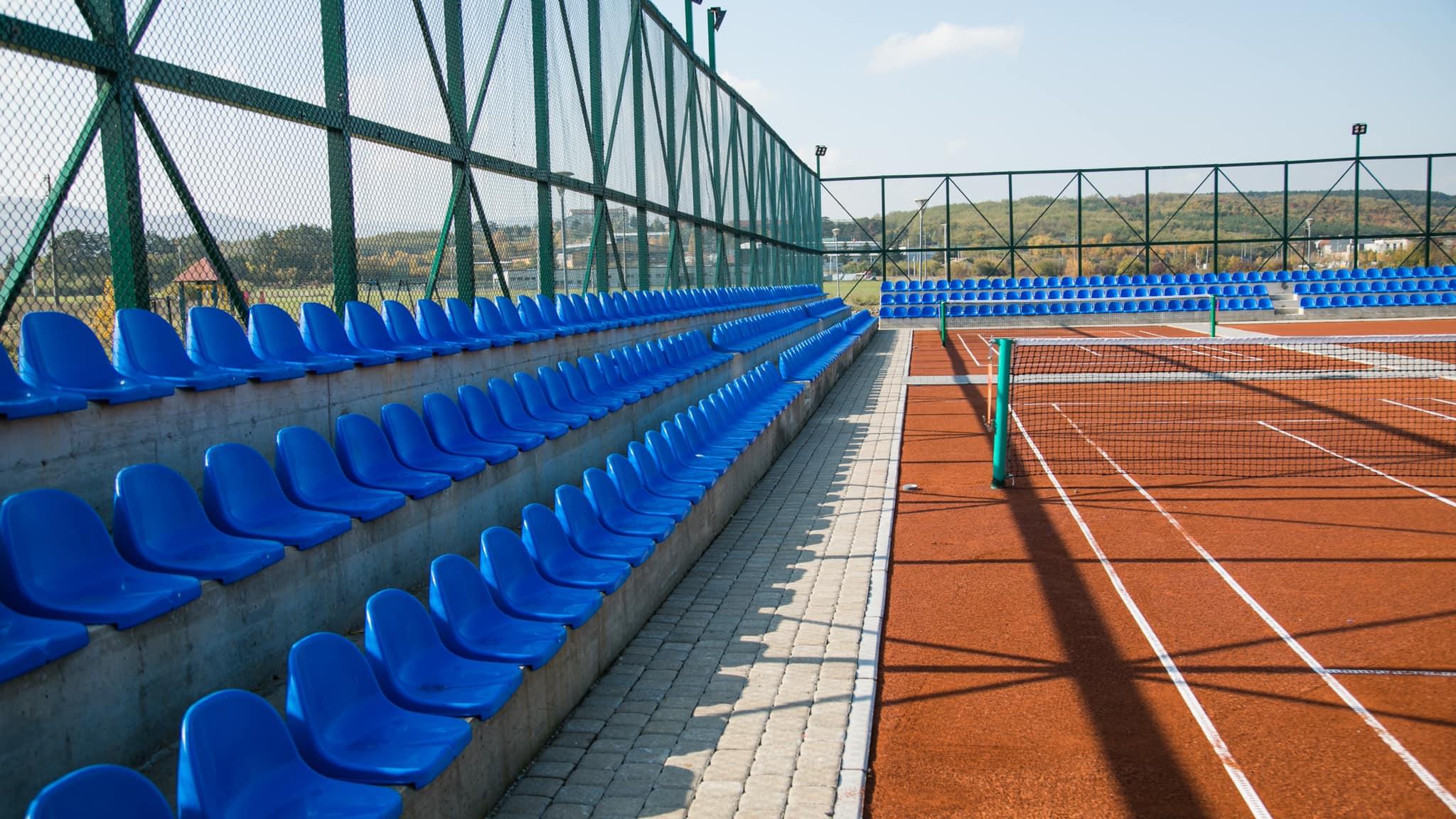 123005410 3522340157811794 6484062709958182615 o1 - Përurohet fusha e tenisit dhe vihet gurthemeli i Qendrës Multifunksionale në Ferizaj