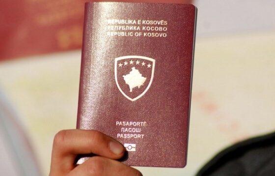 pasaporta biometrike 596x358 1 560x358 - Këto janë 14 vendet ku mund të udhëtoni pa vizë me pasaportë të Kosovës