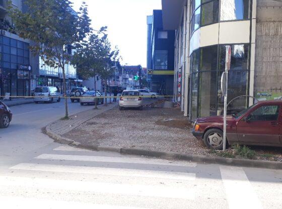 w 58 560x416 - Shpërthim në Bankën Raiffeisen në Ferizaj, Policia tregon se si ndodhi ngjarja