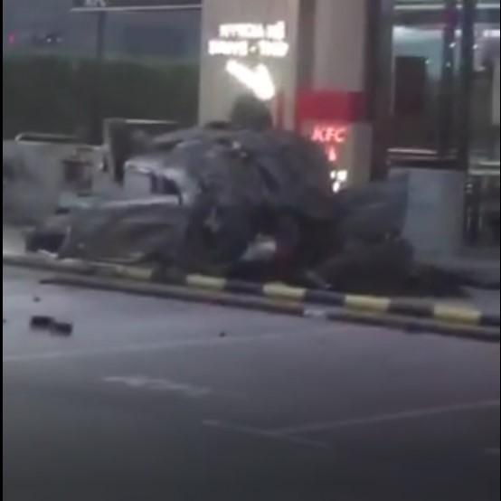 w 6 - Personi që vdiq sot në aksident është 36 vjeçar, dalin pamjet nga vendi i ngjarjes