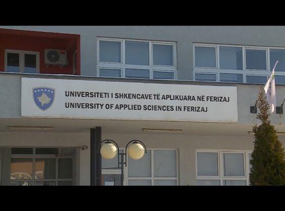 w 9 560x416 - U zgjodhën prorektorët e Universitetit të Ferizajt