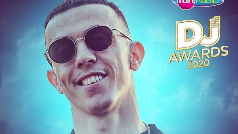 "dj regard1 - DJ Regard nga Ferizaj me dy nominime në ""Fun Radio DJ Awards"""