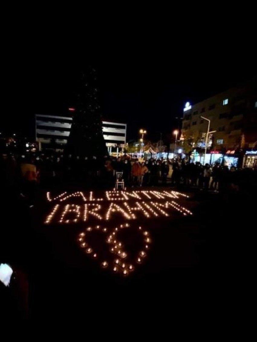 ferizaj ndez qirinj per 24 vjecaren qe vdiq nga lekuemia 5fb81c50419e21 - Ferizaj ndez qirinj për 24-vjeçaren që vdiq nga leukemia