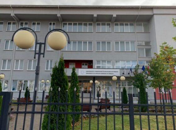 w 11 560x416 - Universiteti i Ferizajt nuk i merr seriozisht masat kundër COVID-19 (FOTO)