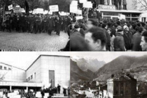 w 16 560x375 - Bëhen 52 vjet nga demonstratat shqiptare që nisën udhëtimin e pavarësisë së Kosovës