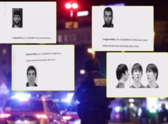w 2 560x416 - Këta janë katër shqiptarët e arrestuar në Austri