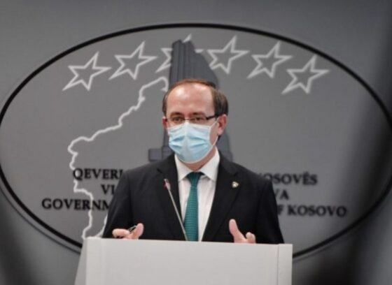 20201219 142429 560x408 - Kryeministri Hoti tregon masat e reja antiCovid që janë marrë sot