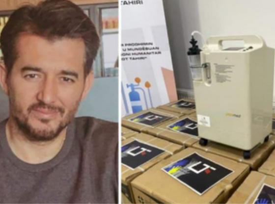 w 1 560x416 - Labi iu del në ndihmë spitaleve: Blenë aparaturat e oksigjenit, për të infektuarit me Covid-19