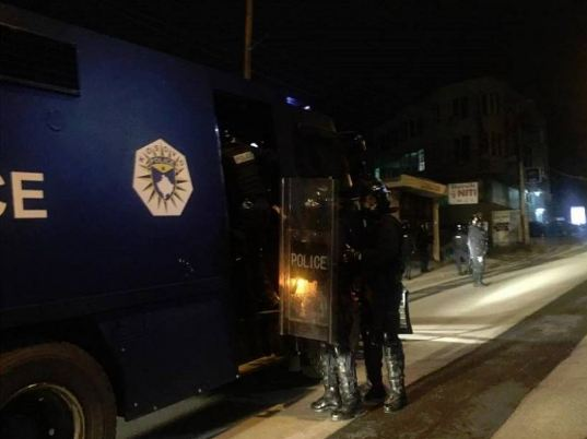 w 52 - Shpeshtohen plaçkitjet, Policia e Kosovës me masa rigoroze ndaj atyre që bien ndesh me Ligjin