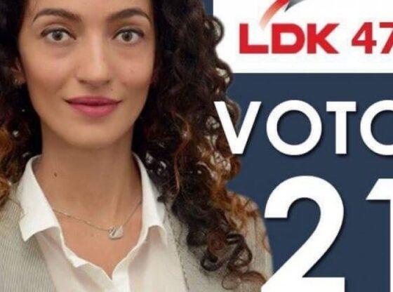 w 69 560x416 - Asambleistja më e votuar e LDK-së në Ferizaj pritet të aderojë në VV
