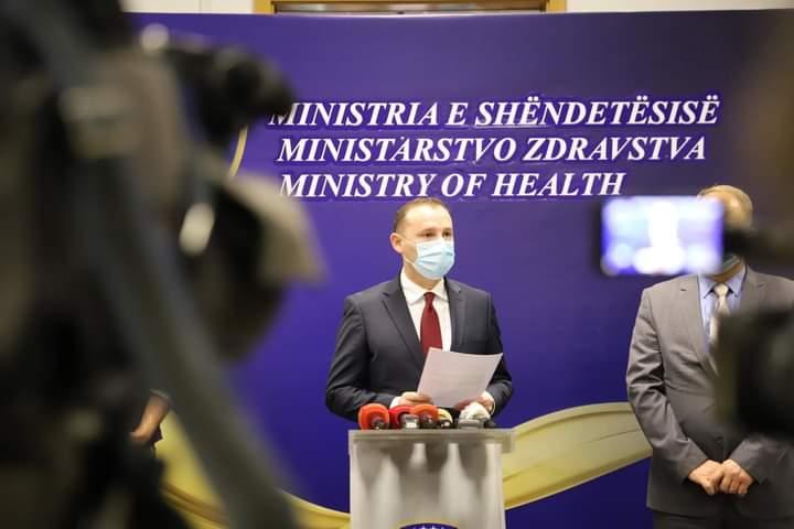 FB IMG 1611935424544 - Konfirmohen 3 raste me variantin e ri të coronavirusit në Kosovë