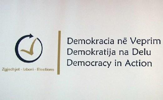 """w 110 - """"Demokracia në Veprim"""" dënon tubimet parazgjedhore në rajonin e Ferizajt"""