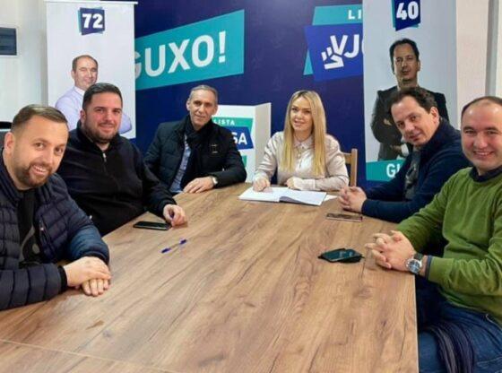 w 113 560x416 - Edhe zyrtarisht ndahet LDK-ja në Ferizaj, pesë ish-anëtarë krijuan grupin Lista Vjosa, në Kuvendin Komunal