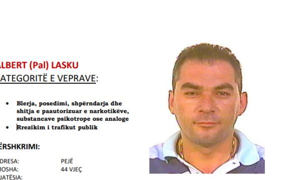 w 15 560x359 - Policia kërkon ndihmën e qytetarëve për arrestimin e një personi të rrezikshëm