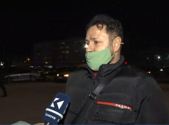 w 17 560x416 - Dëshmitari tregon momentet e para pas shpërthimit që ndodhi në Ferizaj