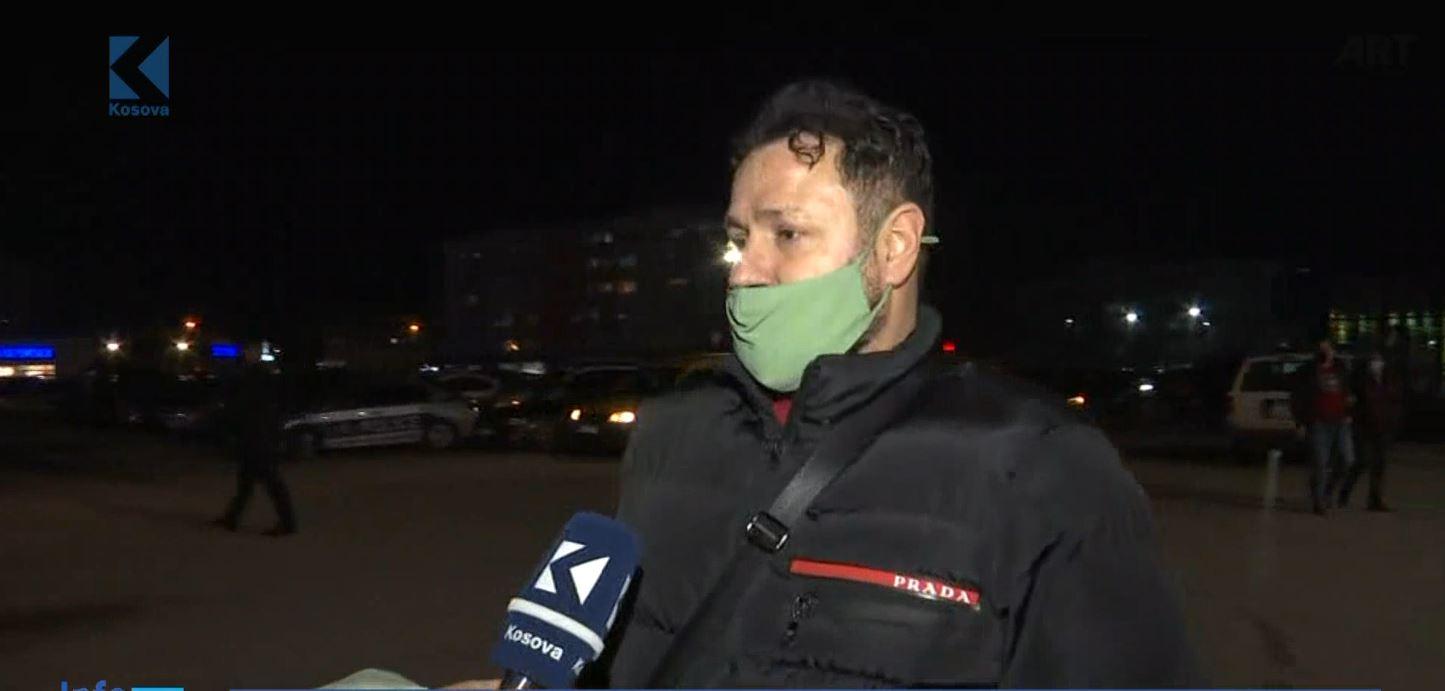 w 17 - Dëshmitari tregon momentet e para pas shpërthimit që ndodhi në Ferizaj