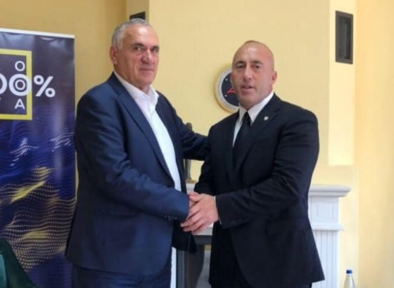 w 19 560x410 - AAK i propozon kandidimin për deputet, kryetarit të degës në Ferizaj, Xhavit Zariqit