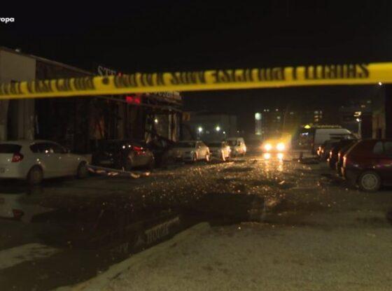 w 22 560x416 - Pamje pas shpërthimit në Ferizaj (VIDEO)