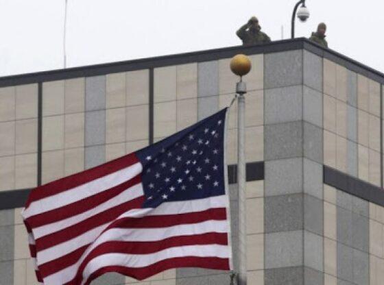 w 33 560x416 - Ambasada amerikane reagon pas shpërthimit në Ferizaj