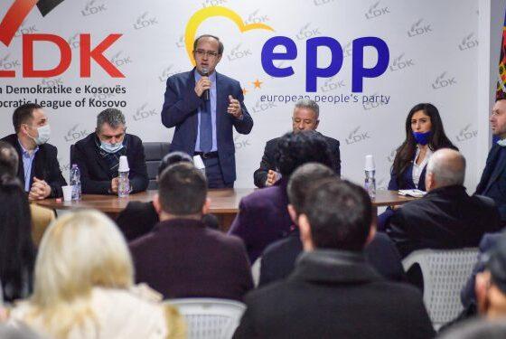 w 45 560x375 - Hoti në Ferizaj: LDK është dhe do të mbetet e bashkuar