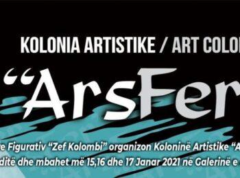 """w 52 350x260 - """"ArsFer"""" bashkon 38 artistë në Ferizaj"""