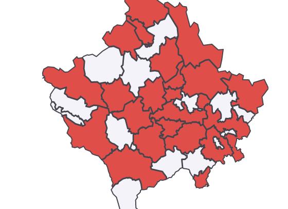 w 560x406 - Ky është rangimi i ri i komunave lidhur me COVID-19
