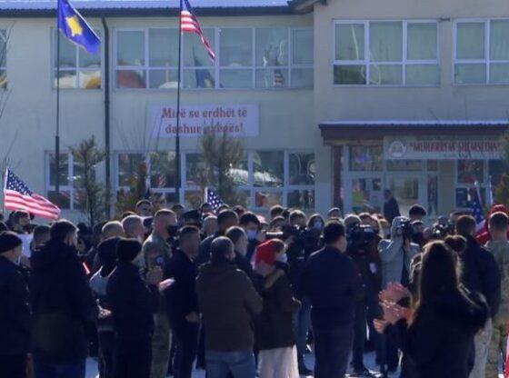 w 86 560x416 - Fshati Bibaj në Ferizaj feston inaugurimin e Bidenit