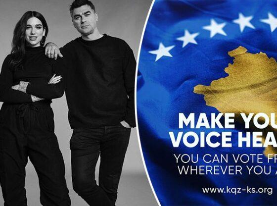 w 89 560x416 - Dua Lipa dhe babai i saj u bëjnë thirrje qytetarëve të Kosovës që të dalin të votojnë më 14 shkurt