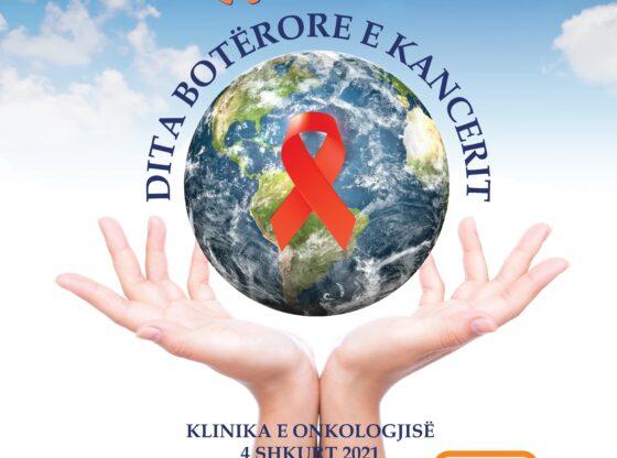 w 2 560x416 - QKUK shënon Ditën Botërore kundër Kancerit
