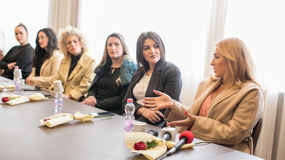 158777578 3875192975859842 5431748646447672442 o1 - Gratë – pjesë kyçe e vendimmarrjes lokale në Ferizaj
