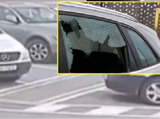 18E1D07D 92FA 4623 810F 7B68C0DE787A1 560x416 - Mërgimtari ia sheh sherrin pushimeve në Kosovë, hajnat ia thyejnë veturën në pikë të ditës në Ferizaj