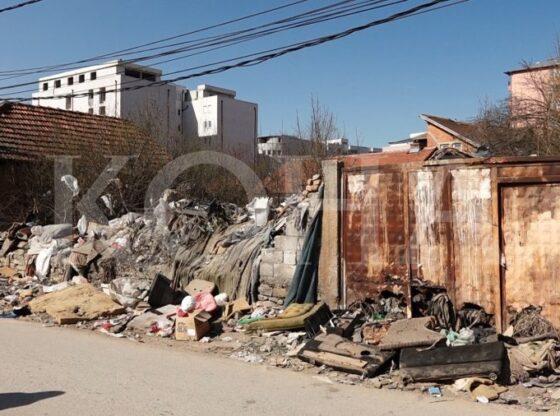 auto 158549365 3806519496128137 4687742940915878903 n16152204841 560x416 - Banorët e një lagjeje në Ferizaj të rrezikuar nga gjarpinjtë shkaku i deponisë së mbeturinave