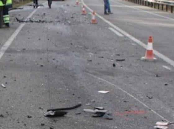 w 1 560x416 - Pesë të lënduar pas një aksidenti në Ferizaj