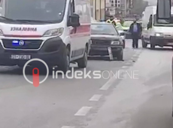 w 10 350x260 - Aksident trafiku në Doganaj të Ferizajt, dy persona të lënduar