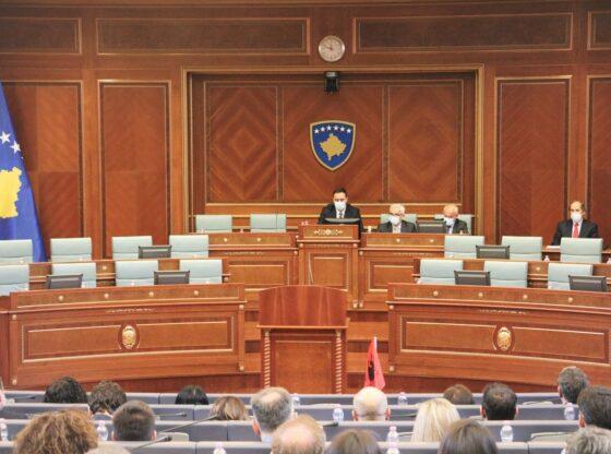 w 11 560x416 - Vjen urimi i parë nga jashtë vendit për Glauk Konjufcën, kryetarin e ri të Kuvendit