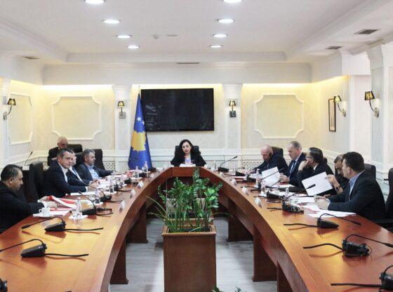 w 5 560x416 - Kryesia e Kuvendit mblidhet për seancën konstituive të Legjislaturës VIII