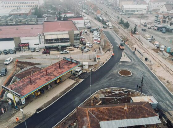 w 6 560x416 - Komuna e Ferizajt rregullon disa rrugë