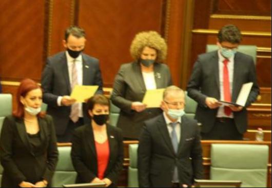 w 9 - Ferizaj bëhet me ministër