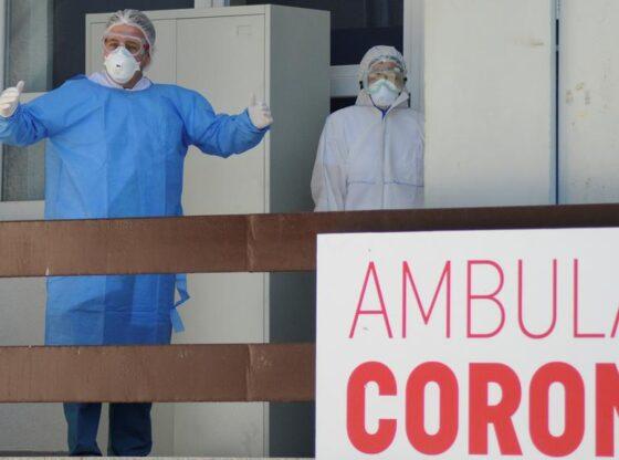 52919211 1011 560x416 - 442 raste pozitive dhe 14 të vdekur nga coronavirusi për 24 orë